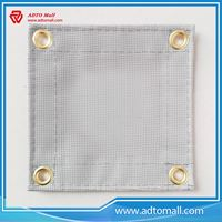 Picture of 370g Fireproof Sheet with High Quality