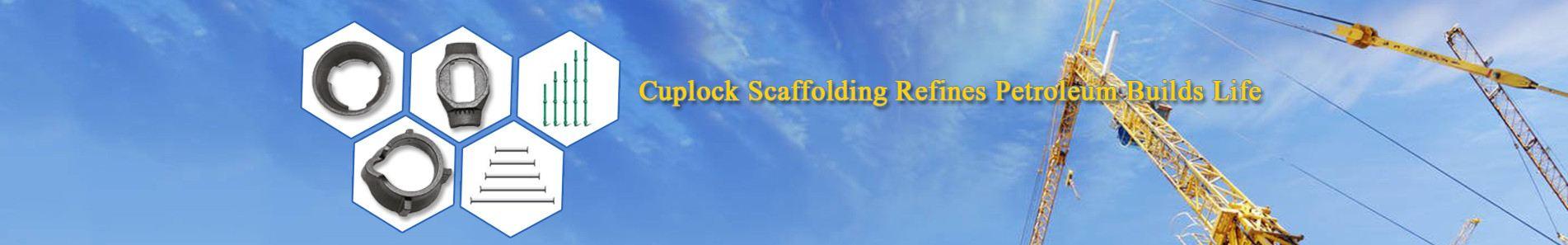 cuplock-scaffolding