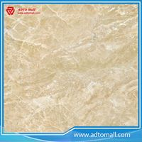 Picture of Full Polished Glazed Porcelain Marble Design Floor Tiles