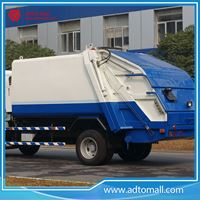 Picture of Garbage compactor rubbish management compactor truck for sale