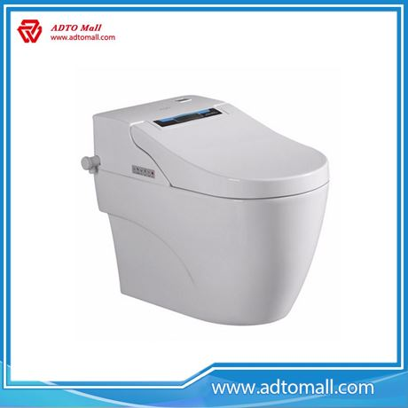Picture Of Automatic Operation Self Clean Smart Toilet Ceramic Electronic Water  Closet