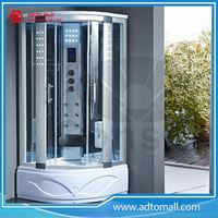 Picture of New hot high tray touch screen control panel shower cubicle