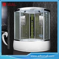 Picture of Automatic new product fashion hot sale steam shower cubicle with computer control