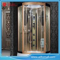 Picture of Luxury Multi-function Steam Shower Cabin shower toilet cubicle