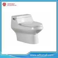 Picture of Cheap Floor Standing Mounting Bathroom Water Closet Siphonic Toilet