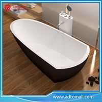 Picture of High quality clear acrylic hot sell freestanding bathtub