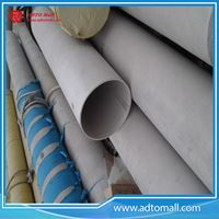 Picture of AISI JIS DIN 14301 Seamless Stainless Steel Pipe