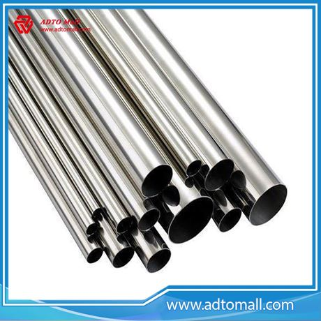 Picture of 1-1/2'' *2.0mm*6m Hot Rolled Seamless Stainless Steel Pipe