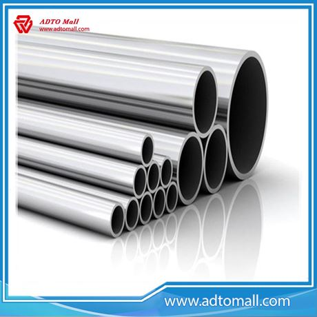 Picture of AISI 200 300 400 Series Welded Stainless Steel Pipe