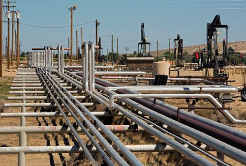 Linepipe, oil and gas Conveyance Project