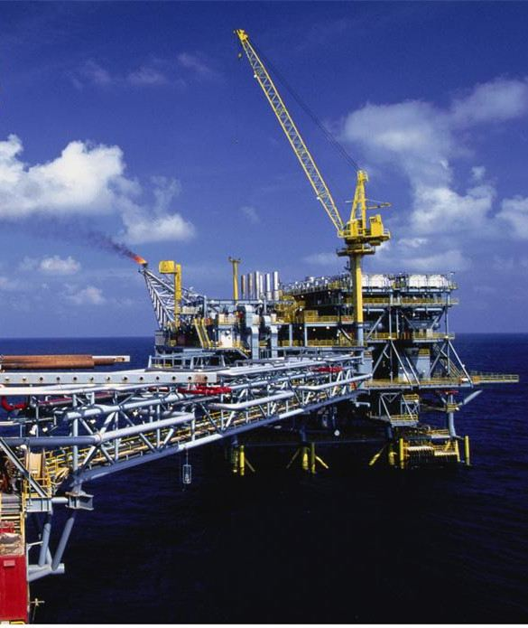 Casing and Tubing, Offshore Project