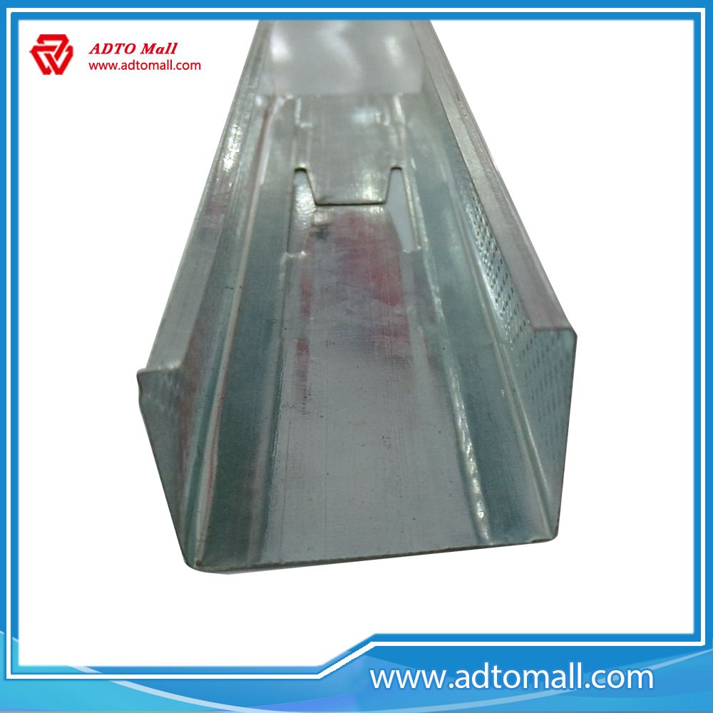 Drywall Partition System Light Steel Metal Stud With Best Prices