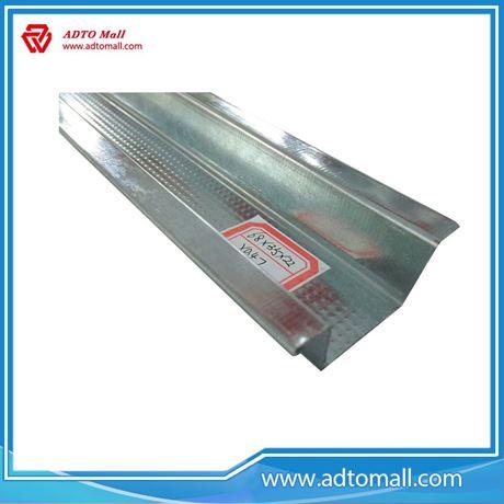 Picture of Metal Ceiling System Furring Metal Stud Metal Trad