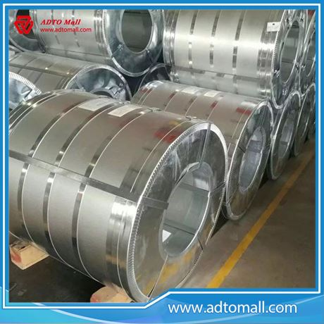 Picture of Galvanized Steel Coil