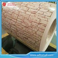 Picture of PPGI Steel Coil in Philippines