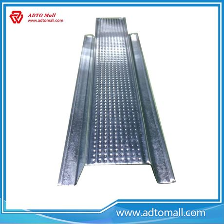 Hot Dipped Galvanized Steel Furring Channel For Ceiling