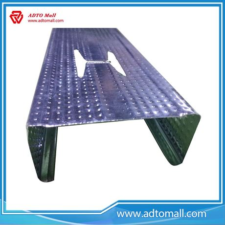 Light Gauge Steel Standard Metal Studs General Sizes