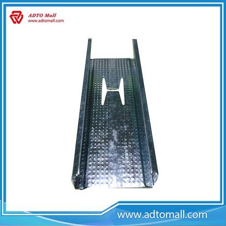 Fireproof galvanized steel stud framing general sizes