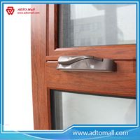 Picture of Australia Thermal or Non-thermal Break Aluminium Casement Windows with Grill