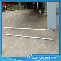 Picture of straight ladders 2 pcs combined together extendable ladder