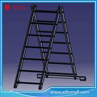 Picture of EN131 Aluminium Extension Ladder