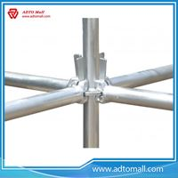 Picture of Best Price Construction Galvanized Scaffolding Ringlock System