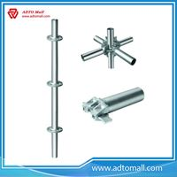 Picture of 2017 hotsale /cheap Hot dipped Galvanized ringlock scaffolding horizontal ledger sizes for building