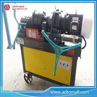 Picture of HGS-40F Rebar Rib Peeling and Thread Rolling Machine High Quality