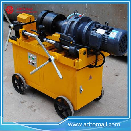 Picture of Hot Selling Construction Rebar Thread Rolling Machine Manufacturer