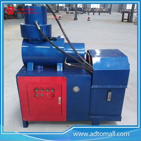 Picture of Rebar Upset Forging Parallel Thread Rolling Machine Manufacturers