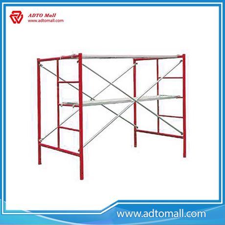 Picture of Manufacturing galvanized scaffolding system scaffold frame