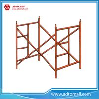 Picture of Construction projects applications frame scaffold
