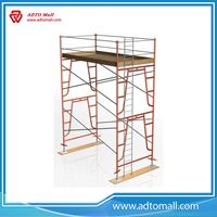 Picture of Painted or galvanized steel h frame scaffolding prices philippines