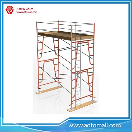 Painted or galvanized steel h frame scaffolding prices philippines