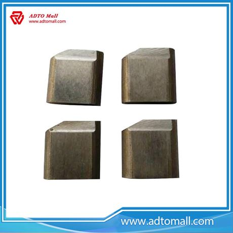 Picture of Reinforcement Rib Roll Threading Machine blade, Straight Rolling Machine Accessory