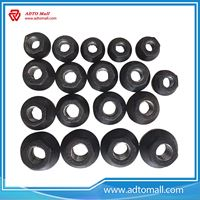 Picture of Screw Thread Rebar Mechanical Anchor Plate Steel Connecting