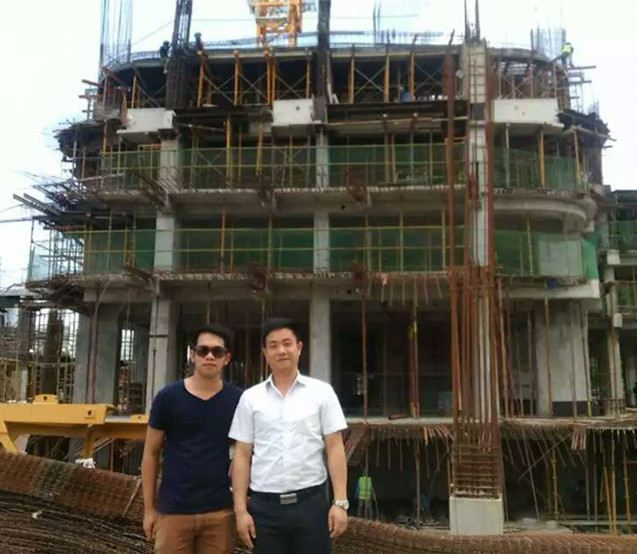 Aluminum Formwork System Project In Philippines,Six Sences