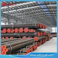 Picture of ASTM A106 Seamless Steel Pipe