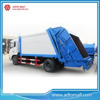 Picture of Reliable garbage truck manufacturer waste management