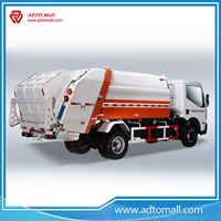 Picture of Excellent garbage truck for sale refuse truck