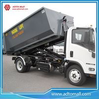 Picture of Waste management hooklift truck with factory price