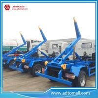 Picture of Rubbish management roll off trucks for sale