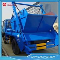 Picture of Excellent quality skip bin truck for sale