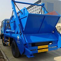 Excellent quality skip bin truck for sale