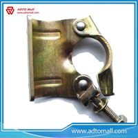 Picture of Drop Forged Putlog clamps with high scaffolding coupler capacity