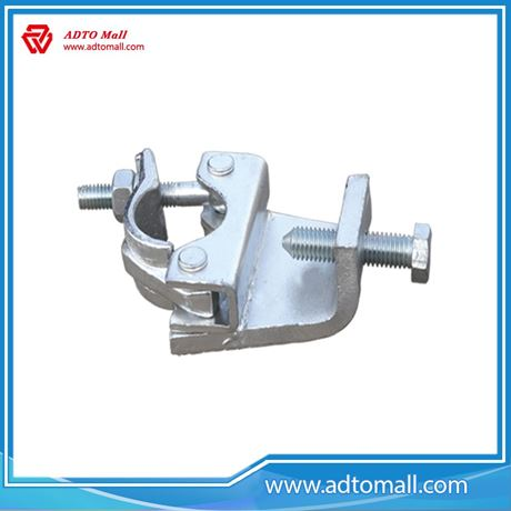 Picture of hot sale types of steel scaffolding clamp to girder for construction