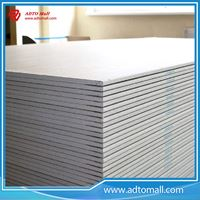 Picture of High quality decoration ceiling drywall regular gypsum board with best price