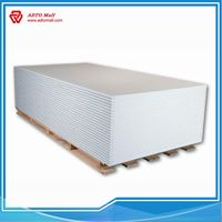 Picture of Ceiling and drywall moisture proof gypsum board with factory price