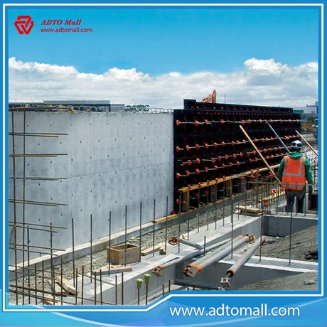 Picture of Reusable Plastic Formwork