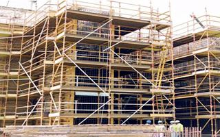 Technological Gap between Chinese Scaffolding and Japanese Scaffolding